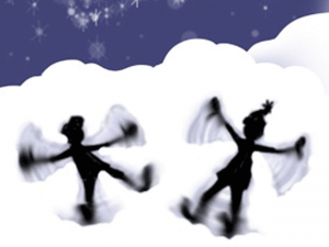 ANIMATION: Snow Angels