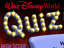 GAME: Disney Quiz Challenge