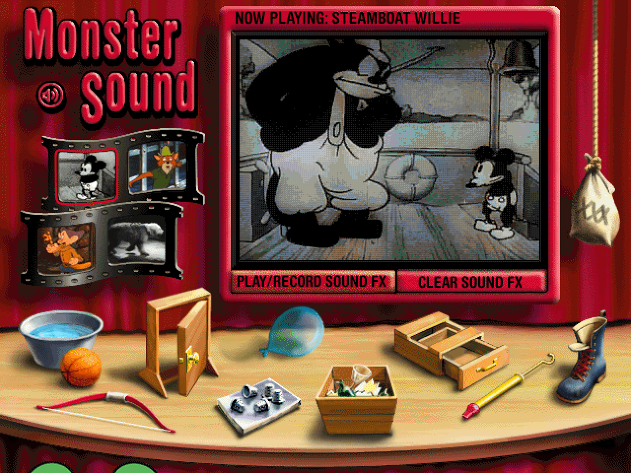 GAME: Disney Sound