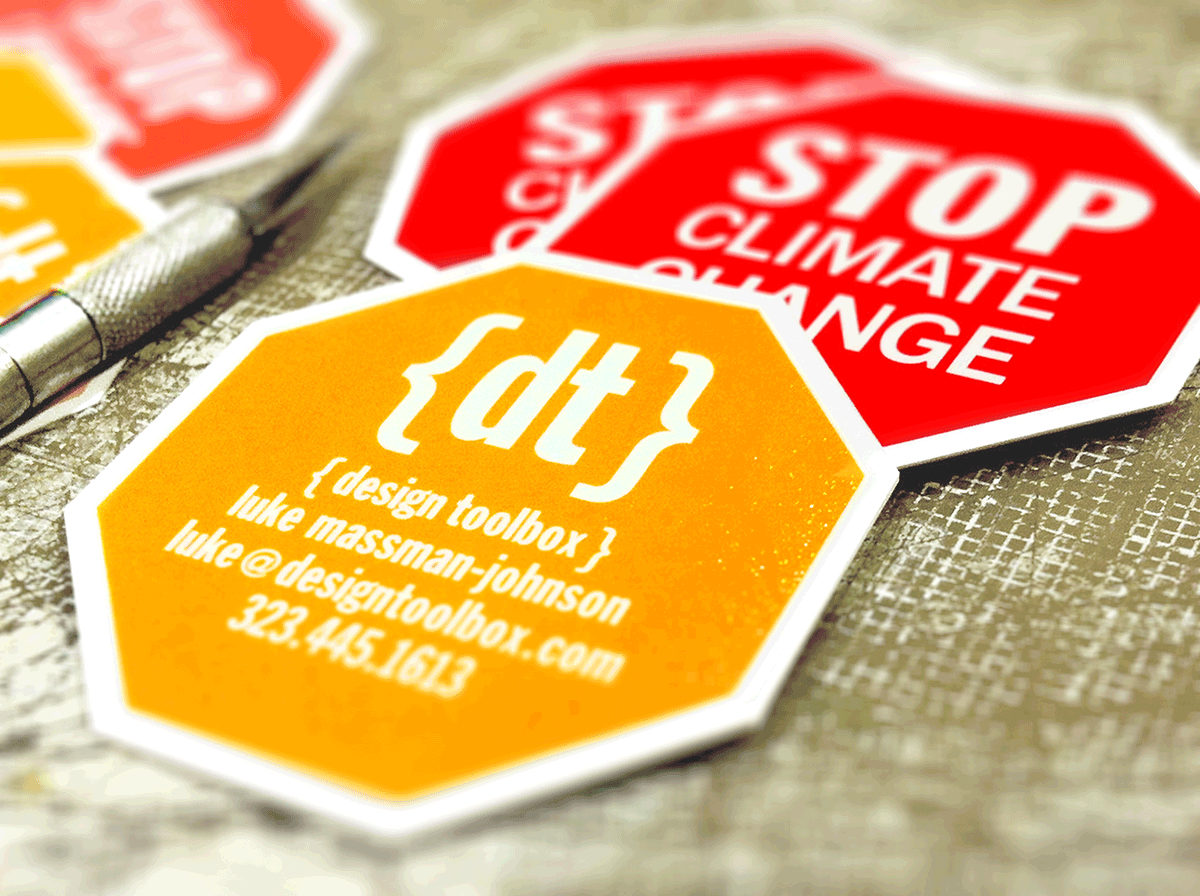 BCARD: {dt} Stop Climate Change photo