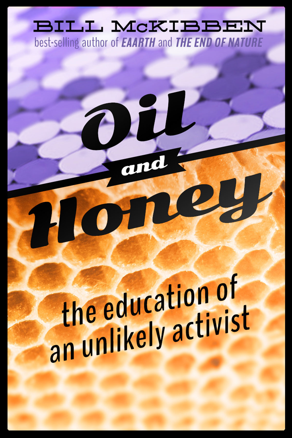 BOOK: Oil and Honey