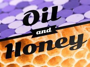 BOOK: Oil & Honey