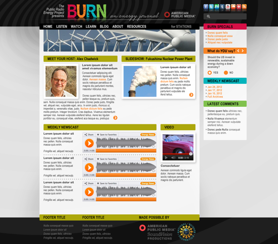 WEB: BURN sketch 03