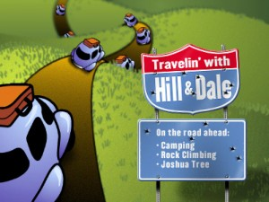 ANIMATION: Hill & Dale