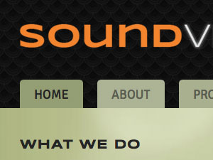 IDENTITY: SoundVision Productions