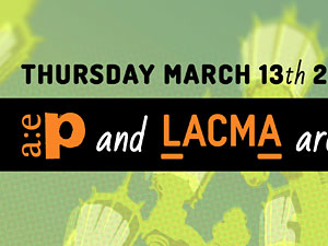 MARKETING: AEP + LACMA