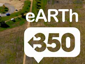 POSTER: 350.org eARTh